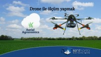Drone İle Ölçüm