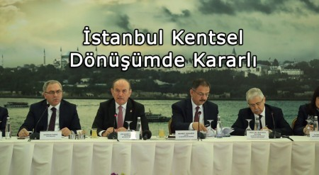 İstanbul ilçeleri kentsel dönüşüm için birleşti