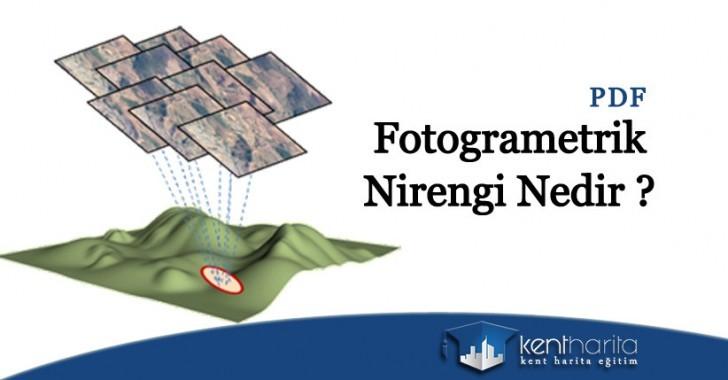 Fotogrametrik nirengi nedir