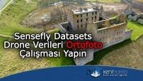 Sensefly datasets drone verileri ve örnekleri