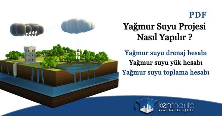 Yağmur suyu projesi nasıl yapılır