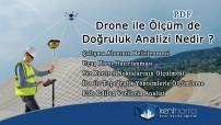 Drone ile ölçümde hata oranı