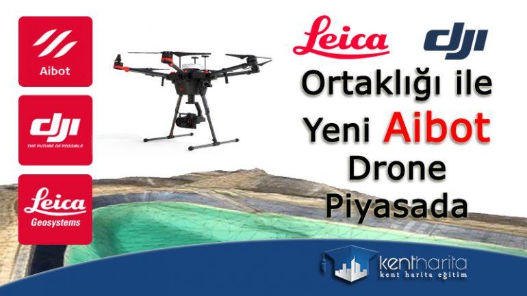 leica DJI drone 2018